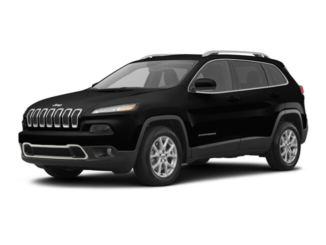New 2018 Jeep Cherokee Latitude SUV in Jacksonville