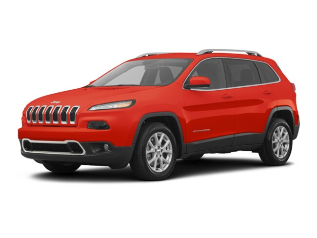 New 2018 Jeep Cherokee LATITUDE FWD Sport Utility for Sale in Holbrook AZ