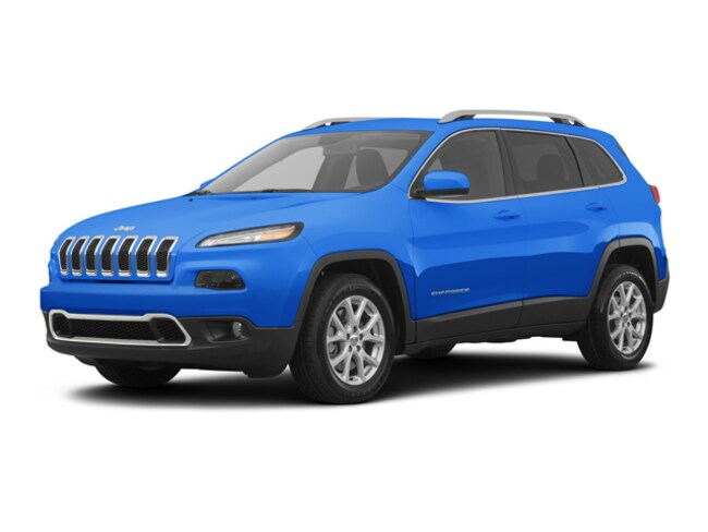 New 2018 Jeep Cherokee LATITUDE FWD Sport Utility for sale in Gallipolis, OH