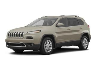 New 2018 Jeep Cherokee Latitude SUV Santa Fe, NM