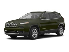2018 Jeep Cherokee Latitude FWD SUV