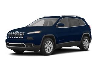 New 2018 Jeep Cherokee Latitude Latitude FWD in Lafayette, LA