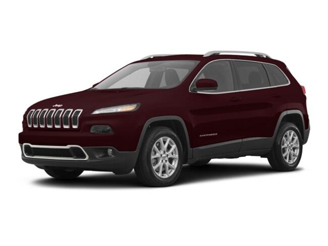 New 2018 Jeep Cherokee Latitude FWD SUV Front-wheel Drive Tucson