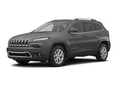 New 2018 Jeep Cherokee SUV Columbus Indiana