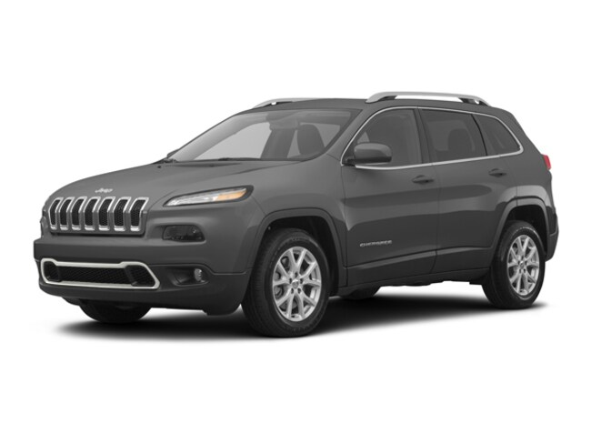New 2018 Jeep Cherokee Latitude SUV Cincinnati