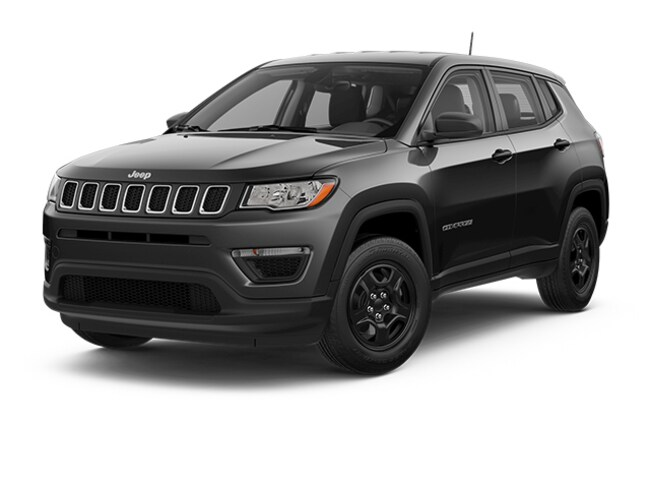 New 2018 Jeep Compass SPORT 4X4 Sport Utility Fremont