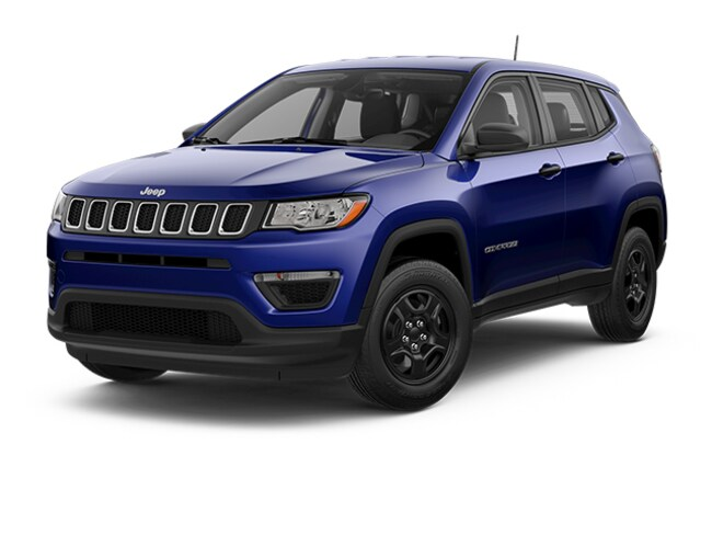 New 2018 Jeep Compass SPORT 4X4 Sport Utility in Silver Spring, Maryland