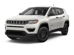 Used 2018 Jeep Compass Sport 4x4 SUV 3C4NJDAB5JT178596 for Sale in Cottage Grove