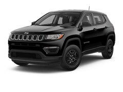 New 2018 Jeep Compass SPORT FWD Sport Utility in Fairfield