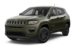 New 2018 Jeep Compass SPORT FWD Sport Utility in Baton Rouge