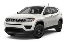 2018 Jeep Compass Sport FWD SUV