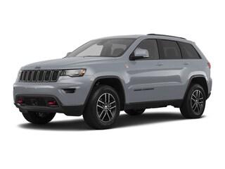 New 2018 Jeep Grand Cherokee Trailhawk 4x4 SUV Pocatello, ID
