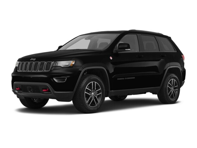 New 2018 Jeep Grand Cherokee Trailhawk SUV in Kokomo