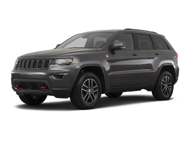 2018 Jeep Grand Cherokee TRAILHAWK 4X4 Sport Utility 1C4RJFLGXJC273835