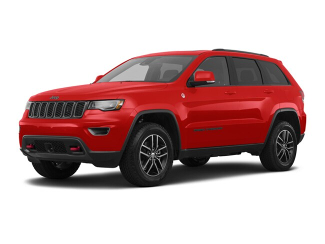 New 2018 Jeep Grand Cherokee TRAILHAWK 4X4 Sport Utility in York, PA