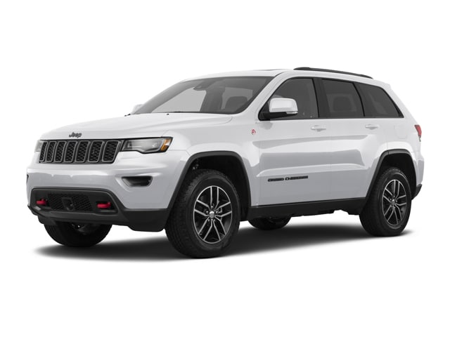 New 2018 Jeep Grand Cherokee Trailhawk® 4x4 For Sale Everett Wa