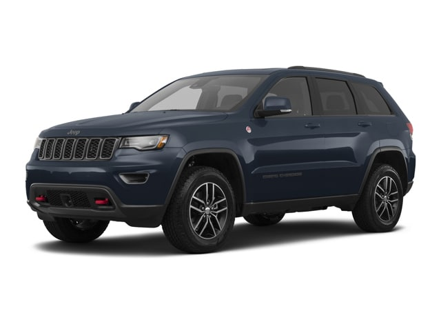 New 2018 Jeep Grand Cherokee Trailhawk 4x4 For Sale East Hanover