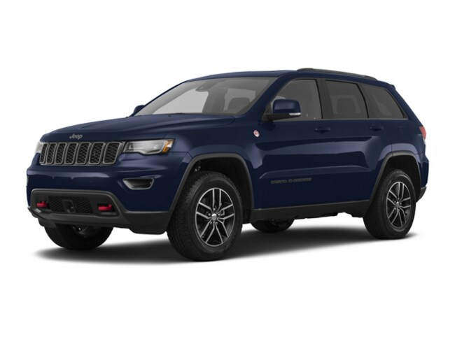 New 2018 Jeep Grand Cherokee Trailhawk 4x4 SUV for sale in Chantilly