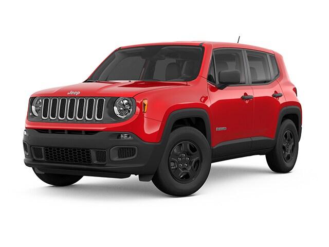 2018 Jeep Renegade Suv Showroom In Wilmington Neuwirth