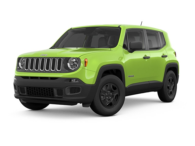2018 Jeep Renegade Suv Showroom In Wilmington Neuwirth