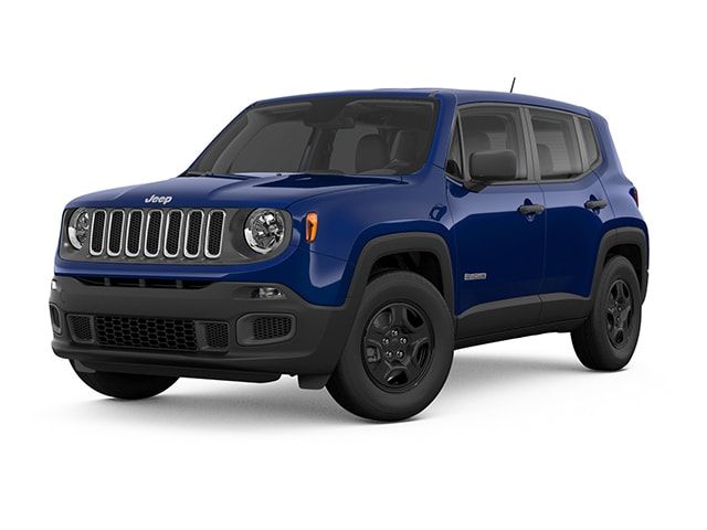 2018 Jeep Renegade Suv Waterford