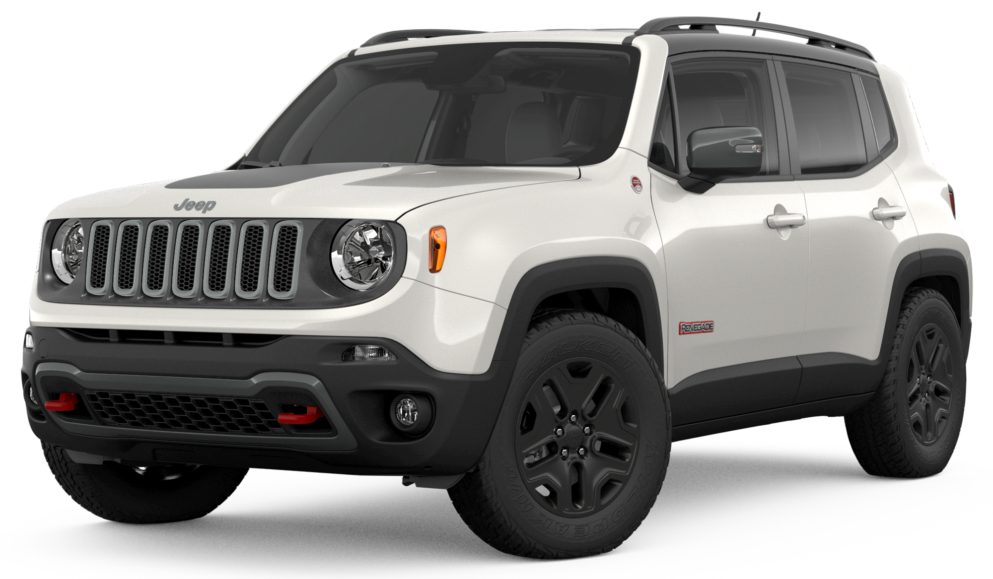 Review & Compare the 2019 Jeep Renegade at Larry H. Miller
