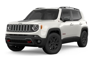 Captivating 2018 Jeep Renegade SUV