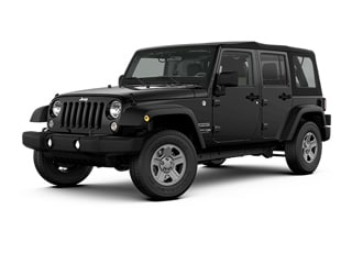 Jeep Wrangler Unlimited Dealer Serving Azle TX