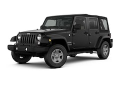 New 2018 Jeep Wrangler Unlimited WRANGLER JK UNLIMITED SPORT 4X4 Sport Utility Cincinnati