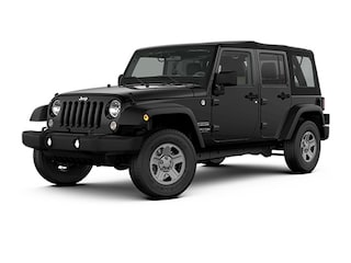 New 2018 Jeep Wrangler Unlimited WRANGLER JK UNLIMITED SPORT 4X4 Sport Utility 4x4 Tucson