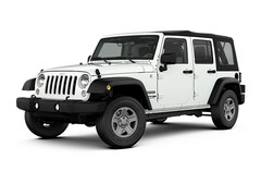 2018 Jeep Wrangler JK UNLIMITED WILLYS WHEELER W 4X4 Sport Utility