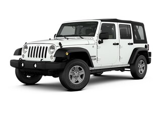 2018 Jeep Wrangler JK Unlimited Freedom Edition 4X4 Sport Utility