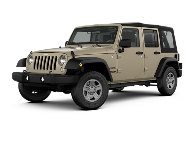 2018 Jeep Wrangler JK UNLIMITED WILLYS WHEELER 4X4 Sport Utility