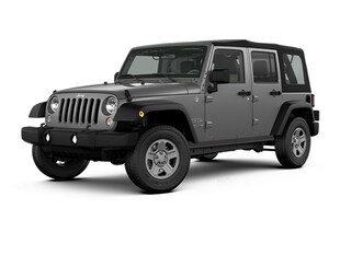 2018 Jeep Wrangler JK Unlimited  Unlimited Sport S 4x4 SUV