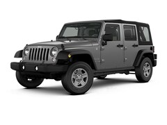 New 2018 Jeep Wrangler JK Unlimited Sport 4x4 SUV in Toledo