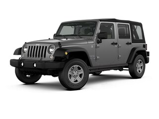New 2018 Jeep Wrangler JK Unlimited Sport 4x4 SUV Bullhead City