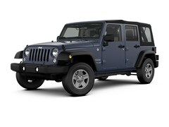 Used 2018 Jeep Wrangler JK For Sale in Hettinger
