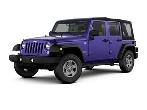 2018 Jeep Wrangler JK UNLIMITED SPORT S 4X4