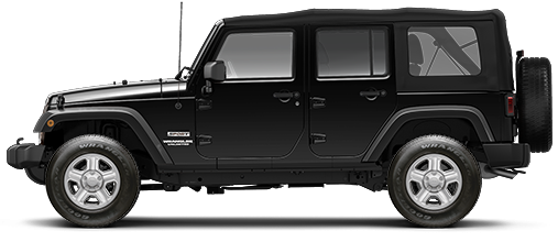 2018 Jeep Wrangler JK Unlimited SUV Sport 4x4