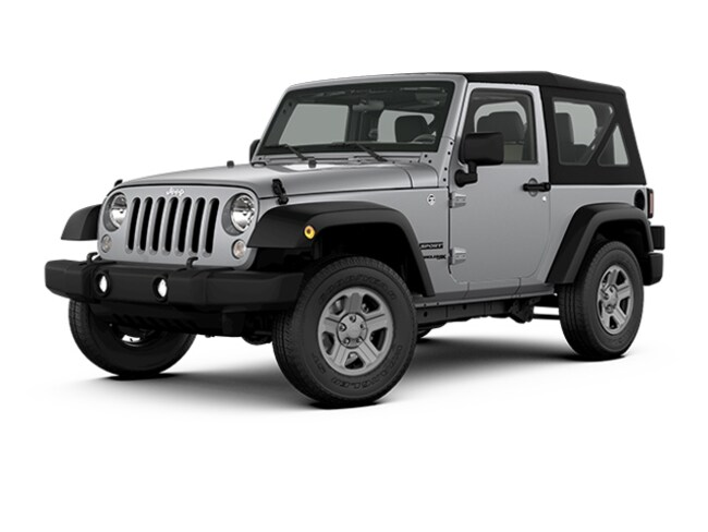New 2018 Jeep Wrangler JK Sport 4x4 SUV for sale in Plattsburgh, NY