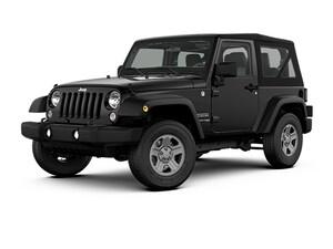2018 Jeep Wrangler JK JEEP WRANGLER JK SPORT