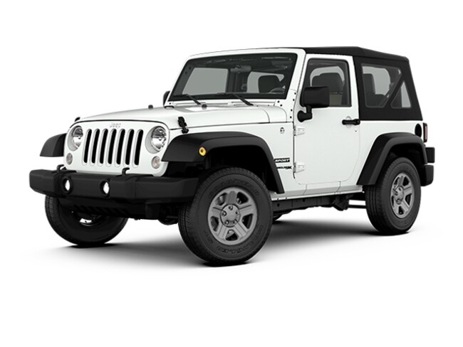 New  2018 Jeep Wrangler JK SPORT 4X4 Sport Utility for sale in globe az