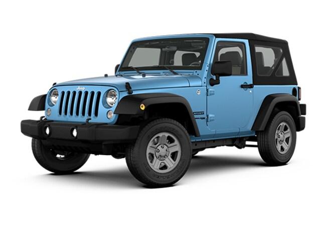 New 2018 Jeep Wrangler JK Sport 4x4 SUV 4x4 Tucson