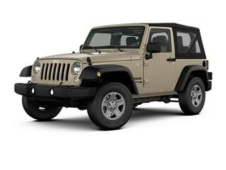 New 2018 Jeep Wrangler JK Sport 4x4 4x4 Tucson