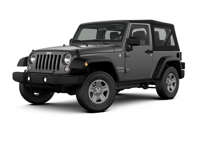 2018 Jeep Wrangler JK SPORT 4X4 Sport Utility