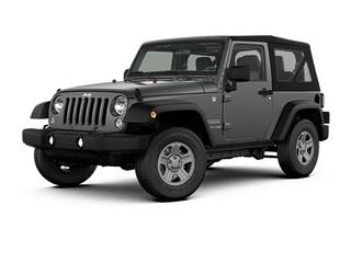 2018 Jeep Wrangler JK Sport S Sport Utility
