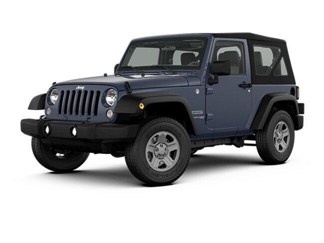 New 2018 Jeep Wrangler JK Sport 4x4 SUV Long Island