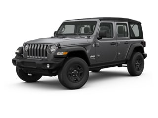 2018 Jeep Wrangler Unlimited SUV Granite Crystal Metallic Clearcoat