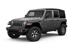 New 2018 Jeep Wrangler Unlimited Rubicon 4x4 SUV for sale in Clearfield, PA
