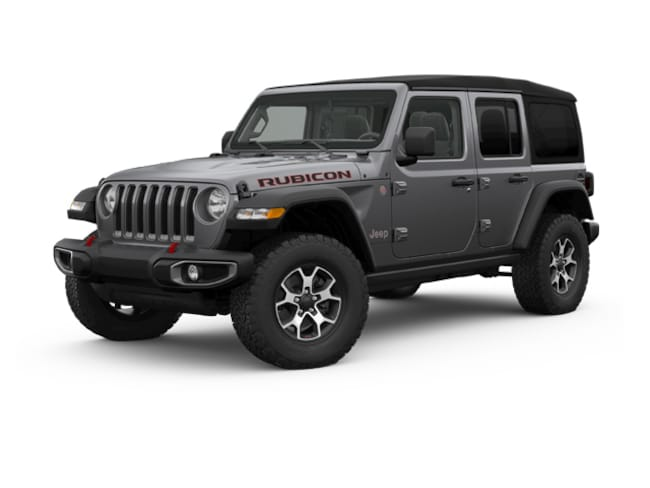 2018 Jeep Wrangler Unlimited Rubicon 4x4 SUV